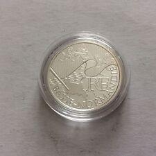 Pièce 10 € des régions France - 2010 - sur capsule - Basse-Normandie