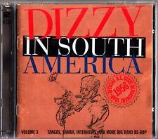 DIZZY GILLESPIE In South America- Volume 3 (2 CD) Quincy Jones/Walter Davis Jr