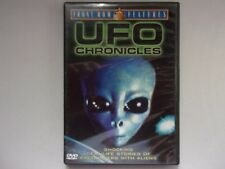UFO  Chronicles  real-life stories of encounters with aliens   like new