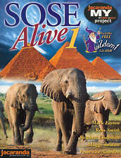SOSE Alive 1 & CD-ROM by Maggy Saldais (Paperback, 2002)