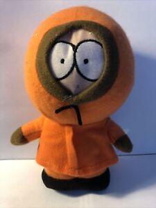 South Park Nanco Kenny McCormick Plush Stuffed Toy 2008 Comedy Central