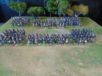 PERRY French  NAPOLEONIC BRIGADE PAINTED TO ORDER FOR BLACK POWDER
