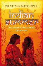 Indian Summer, New, Pratima Mitchell Book
