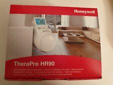 3 Stück Heizkörperthermostate Honeywell TheraPro HR 90 inkl. Adapter