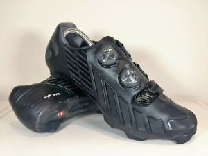 Bontrager XXX MTB / Cyclocross (CX) Cycling Shoes (Black) UK 9 / EU 43