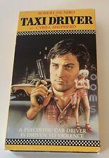 Taxi Driver 1976 Robert De Niro Martin Scorsese 1989 GoodTimes Vhs Foster Brooks