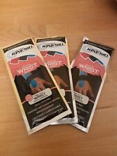 Kinesio Classic Kinesiology Precut Tape Wrist -Pack of 3