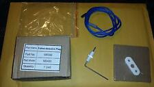 Monitor M-40 Heater 6355 Flame Detective Plug With Gasket 6119 962 Plug Packing