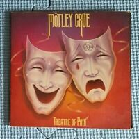 MOTLEY CRUE - THEATRE OF PAIN - CD MADE IN JAPAN, PAPER SLEEVE MADE IN USA  LOOK