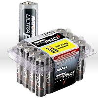 Ray-O-Vac ALAAA24 Ultra Pro Alkaline Batteries AAA 24/Pack
