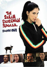 Sarah Silverman Program - Season One (DVD, 2007) NEW