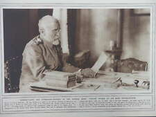 1915 GENERAL VAIVODE PUTNIK COMMANDER-IN-CHIEF SERBIAN ARMY WWI WW1