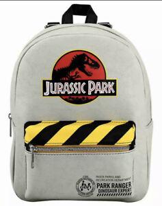 Jurassic Park Ranger Mini Backpack Brand New Sealed Bioworld