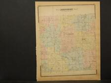 New York, Chautauqua County Map, 1881 Township of Arkwright !J2#03