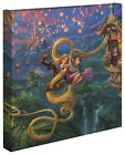 Thomas Kinkade Studios Tangled Up In Love 14 x 14 Gallery Wrapped Canvas