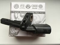 ⭐⭐⭐⭐⭐ 🆗 GENUINE OEM REAR LEFT ABS SENSOR AUDI VW SEAT SKODA 1K0927807