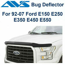 AVS Fit 1992-2007 Ford E-150 Bugflector Dark Smoke Hood Protector Shield 23065