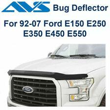 AVS Fit 1992-2007 Ford E-150 Bugflector Dark Smoke Hood Protector Shield 23065