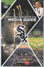 2017 Chicago White Sox Baseball Media Guide