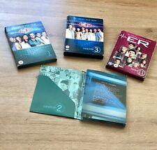 ER E R Complete Series 1-3 & 11 Season 1-3 & 11 E.R Seasons 1.2.3.11