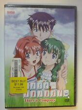 NEW Please Twins Threes Company DVD TV Anime Series Vol 1 Eps 1-4 Bandai