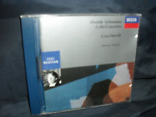 Dvorak/Schumann-Cello concertos-Lyn Harrell