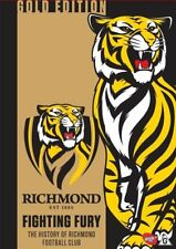 FIGHTING FURY - RICHMOND TIGERS HISTORY - AFL DVD