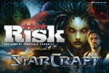 RISK StarCraft Collector's Edition USAopoly NEW Collectible Blizzard Board Game