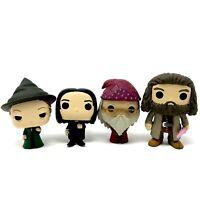 Funko Pop Mini McGonagall Snape Dumbledore Hagrid Harry Potter Advent Calendar