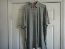 Under Armour HeatGear Texas Tech Red Raiders Sideline Polo Shirt Gray/Red XXL