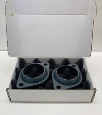 """PSP CNC Big Bore Turbo Adapters for 2011-19 Ford F-150 3.5L Ecoboost 59mm 2.323"""""""