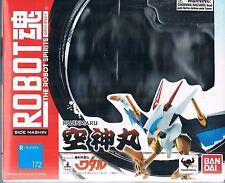 Robot Spirits R-172 Side Mashin Kujinmaru Mashin Hero Wataru Bandai 2014