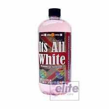 Bouncers Its All White Active ph Neutral Snow Foam 1 Litre - Excellent Cleaning