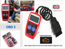 MS309 FORD RENAULT VAUXHALL JEEP  OBD2 KWP2000  CAN BUS EOBD CODE READER RESET
