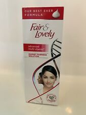 Fair & Lovely Advance Multi Vitamin Fairness Solution and Skin Cream Free Shippi