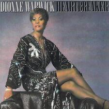 DIONNE WARWICK - CD - HEARTBREAKER
