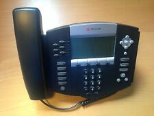Polycom SoundPoint IP650 SIP con PoE 6-Line 2200-12651-025 VoIP