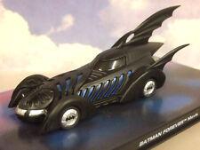 SUPERB EAGLEMOSS BATMAN AUTOMOBILIA 1/43 DIECAST BATMOBILE FROM BATMAN FOREVER