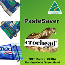 Stainless Steel Toothpaste Tube Clip - Crochead PasteSaver