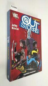 DC Presenta : Outsiders - The God Fight, CARTONATO, DC Comics , De Agostini