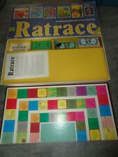 Ratrace Game - Waddingtons House of Games 1970