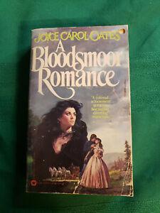 A Bloodsmoor Romance by Joyce Carol Oates (1983, Paperback) #dd