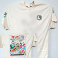 """T&C,Town and Country,""""Mutant Surfers"""",T-SHIRT S,M,L,XL,2X,3X,4X,5X,T-1209Ivy"""