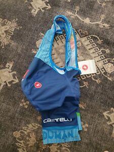 Castelli Volo Bib Shorts Sz Medium