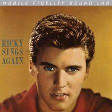 Vinyles rock Ricky Nelson rock 'n' roll