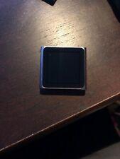 Apple iPod Nano 6th Gen. Graphite 8 GB Excellent Condition