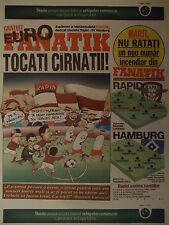 Edition Fanatik UEFA Cup 2005/06 Rapid Bukarest - Hamburger SV