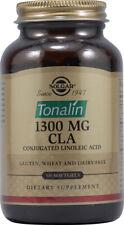 Tonalin CLA, Solgar, 60 gelcap 1300 mg