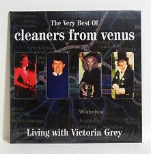 CLEANERS FROM VENUS (Best Of) Living With Victoria Grey COLOR VINYL 2LP #340/500