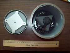 New listing Set of Kbr and NaCl prisms for spectroscopy, vintage, new, original boxes